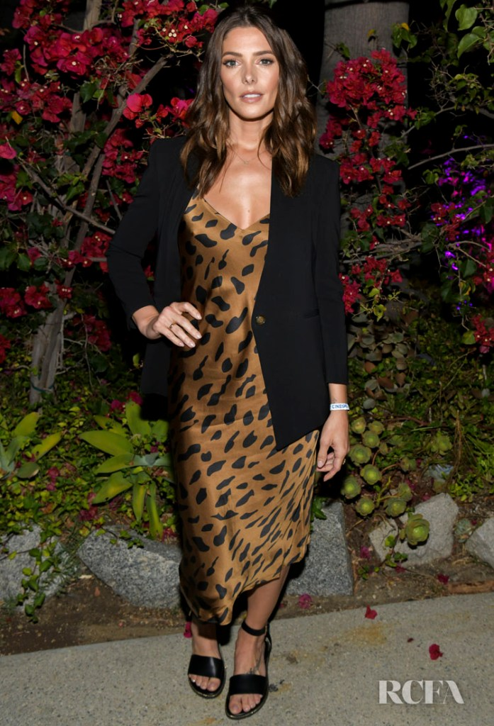 Ashley Greene In L'Agence -  'Twilight' LA Screening