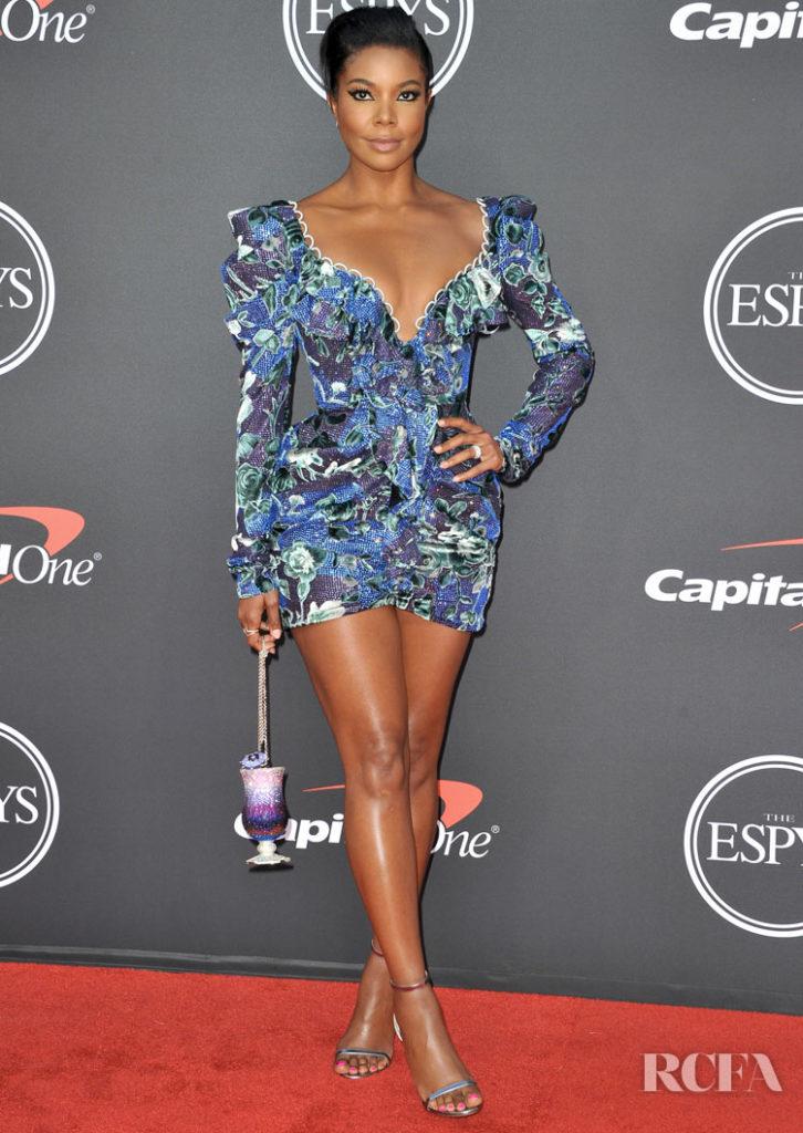 Gabrielle Union Raisa & Vanessa Spring 2019 - 2019 ESPYs