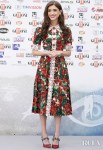 Natalia Dyer's Sensational Sicilian Elegance For The Giffoni Film Festival