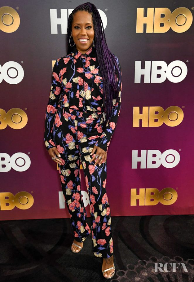Image result for REGINA KING AT THE HBO SUMMER TCA PANELS, 2019