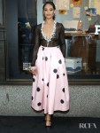 Cynthia Addai-Robinson Joins The Cast Of 'Power' Celebrating Saks Fifth Avenue Window For The Final Season