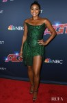 Gabrielle Union's Goddess Green The Blonds Look For 'America's Got Talent'