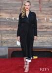 Jess Weixler's Tuxedo Inspired Look For The 'It Chapter Two' LA Premiere