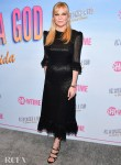 Kirsten Dunst Wears The Vampire's Wife To The LA Screening For 'Becoming A God In Central Florida'