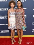 Thandie Newton Sparkles In Ashish For Variety's Power Of Young Hollywood
