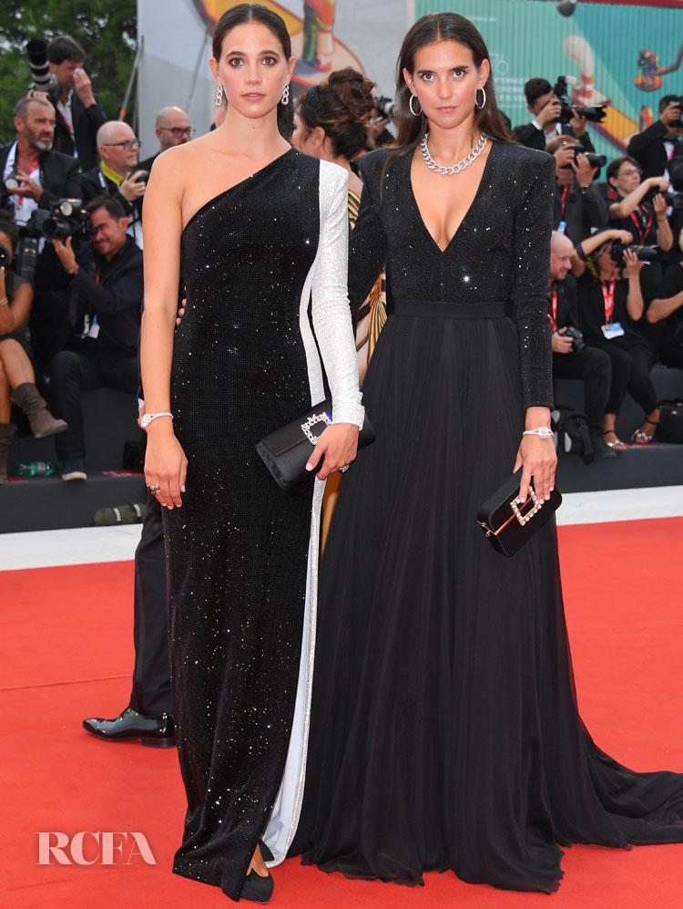 Viola and Vera Arrivabene in Philosophy di Lorenzo Serafini -  'La Verite' Venice Film Festival Premiere