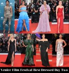 Who Was Your Best Dressed On Day Two Of Venice Film Festival?