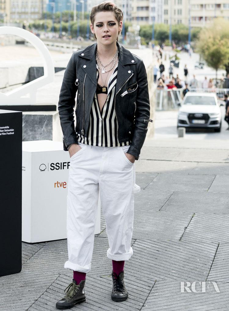 Kristen Stewart Takes 'Seberg' To The San Sebastian Film Festival