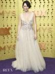 Phoebe Waller-Bridge In Monique Lhuillier - 2019 Emmy Awards