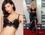 Rita Ora's Agent Provocateur Seraphina Underwired Bra