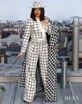 Cardi B's Take On Tweed For Chanel's Spring 2020 Paris Fashion Week Show