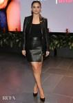 Selena Gomez In Leather Versace For Netflix's 'Living Undocumented' LA Screening