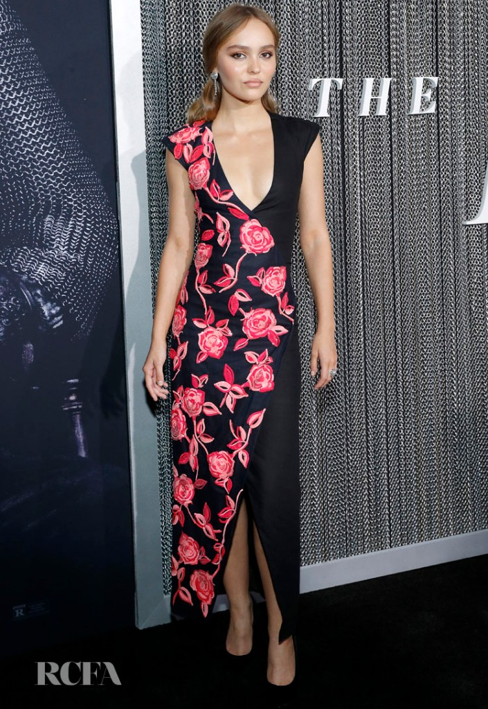 Lily-Rose Depp In Chanel - 'The King' New York Premiere