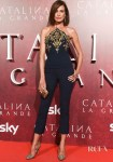Nieves Alvarez's Regal Outing At The 'Catalina La Grande' Madrid Photocall