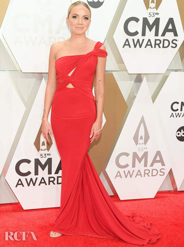 Danielle Bradbery in Hamel - 2019 CMA Awards