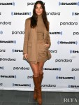 Camila Morrone's Spiced Caramel & Winter Whites For 'Mickey and the Bear'