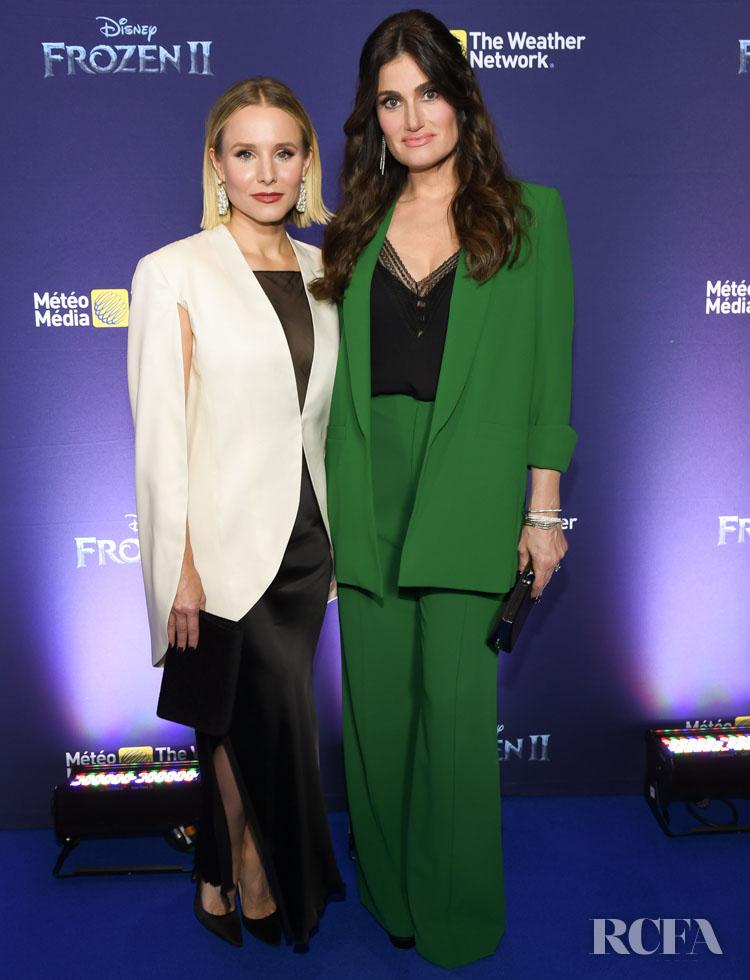'Frozen 2' Fan Event  Kristen Bell and Idina Menzel