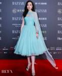 Ni Ni Has Fairy-Tale Moment At The 2019 Harper's Bazaar Charity Gala