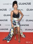Yara Shahidi's Colourful Couture For The 2019 Glamour Women Of The Year Awards