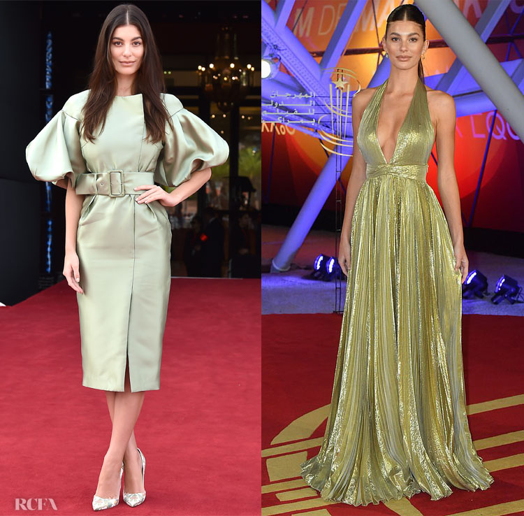 Camila Morrone Promotes 'Mickey and the Bear' During Marrakech Film Festival