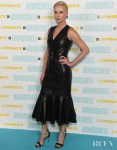 Charlize Theron's Dark Romanticism In Alexander McQueen For BAFTA's 'Bombshell' Q&A