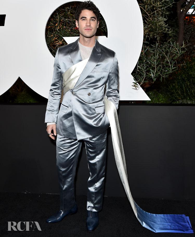 Darren Criss In Dior Men - 2019 GQ Men Of The Year