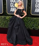 Annabelle Wallis In Zuhair Murad - 2020 Golden Globe Awards