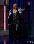 Billy Porter Wore Julien Macdonald On Late Night with Seth Meyers