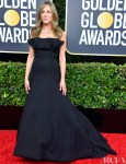 Jennifer Aniston In Christian Dior Haute Couture - 2020 Golden Globe Awards