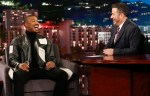 Michael B. Jordan Wore Raf Simons On Jimmy Kimmel Live!