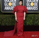 Olivia Colman In Emilia Wickstead - 2020 Golden Globe Awards