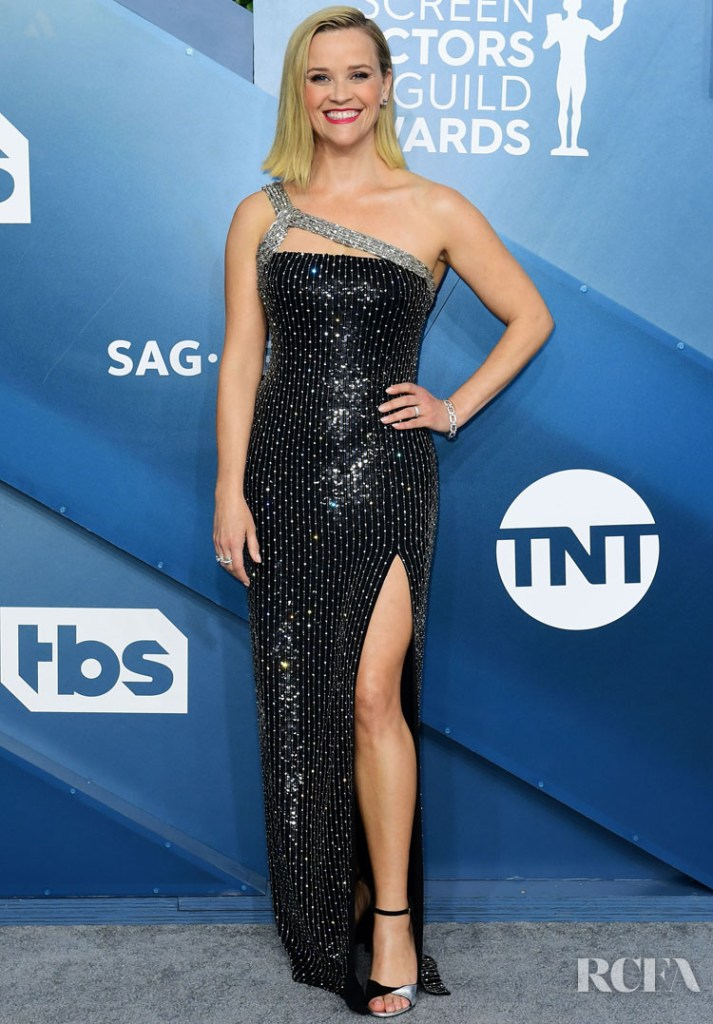 Reese Witherspoon In Celine - 2020 SAG Awards