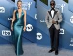 Fashion Critics' 2020 SAG Awards Roundup