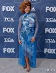 Taraji P. Henson Wore Preen by Thornton Bregazzi To The FOX Winter TCA All Star Party