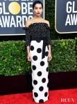 Zoe Kravitz In Saint Laurent - 2020 Golden Globe Awards