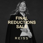Get Up To 60% Off The Reiss Sale
