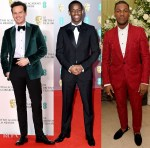 2020 BAFTAs Menswear Red Carpet Roundup