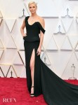 Charlize Theron In Christian Dior Haute Couture - 2020 Oscars