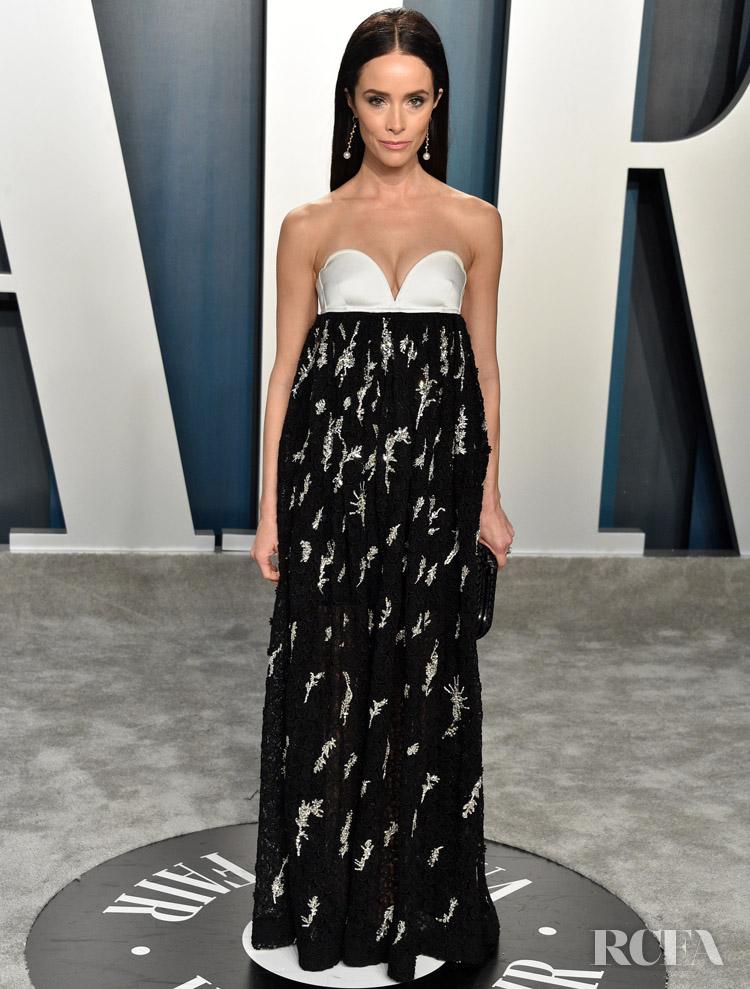 Abigail Spencer in Givenchy - The 2020 Vanity Fair Oscar Party