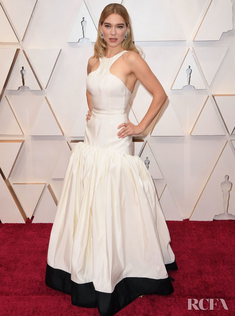 Lea Seydoux In Louis Vuitton - 2020 Oscars