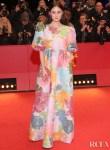 Lea van Acken Wore Stine Goya To The 'My Salinger Year' Berlinale Film Festival Premiere & Opening Ceremony