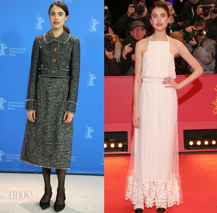 Margaret Qualley 'My Salinger Year' Berlinale Film Festival Photocall & Premiere