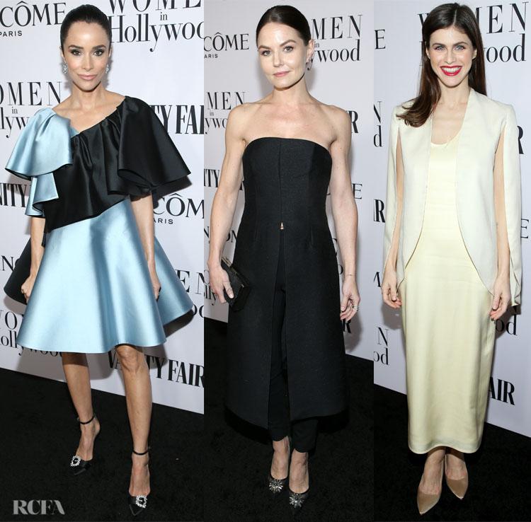 Vanity Fair And Lancôme Toast Women In Hollywood