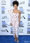 Zazie Beetz In Rodarte - 2020 Film Independent Spirit Awards