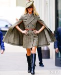 Celine Dion Wore Michael Kors Collection In New York City
