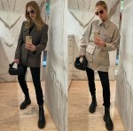 Rosie Huntington-Whiteley's Walk-In Closet Instagram Style