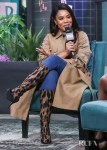 Regina Hall Wore Kate Spade New York & J Brand On Build Series