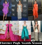 Which Was Your Favourite Florence Pugh Awards Season Look?