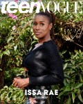 Issa Rae For Teen Vogue April 2020
