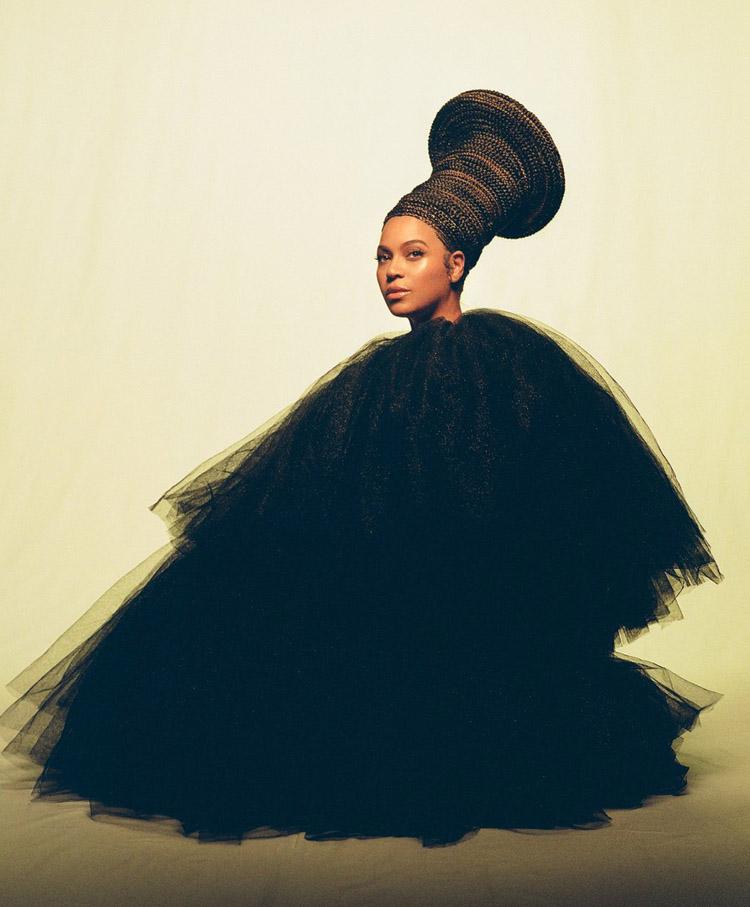 Beyonce Timothy White Black is King